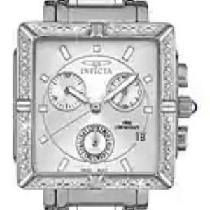 Invicta Wildflower Stainless Steel Quartz Watch